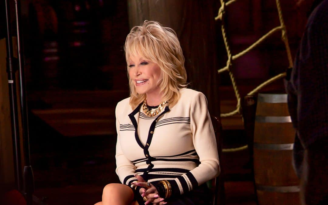 Dolly Parton Opens Pirates Voyage in Pigeon Forge, TN