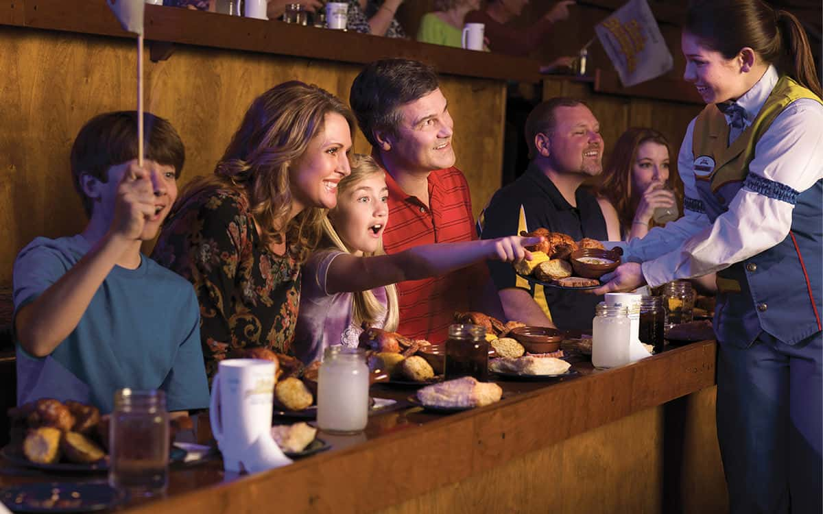 Four-Course Family Feast at Dolly Parton's Dixie Stampede