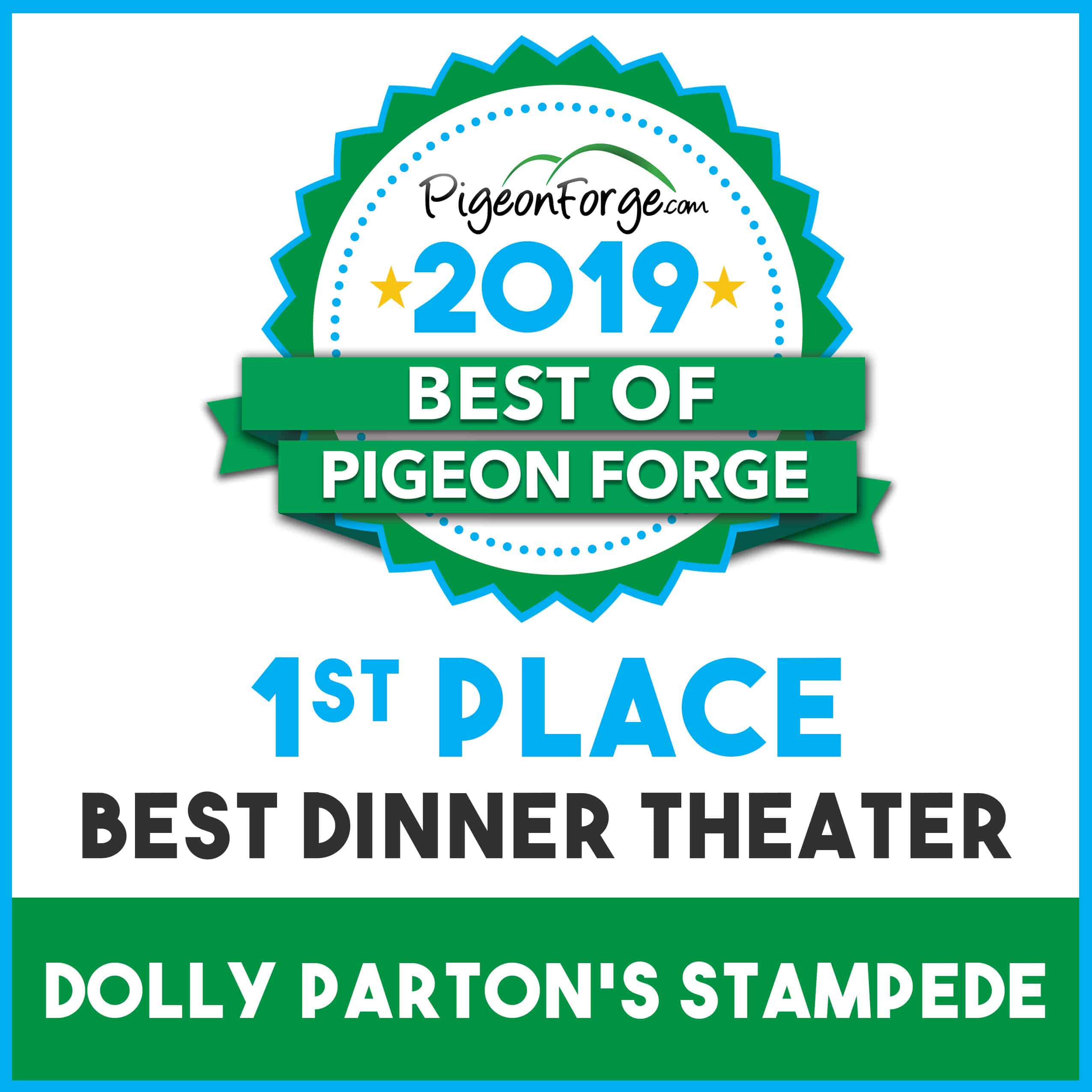 Best of Pigeon Forge - Dolly Parton's Stampede
