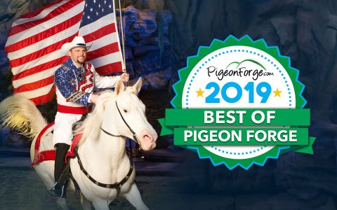 Dolly Parton's Stampede Awarded Four #1 Awards Among Pigeon Forge Attractions