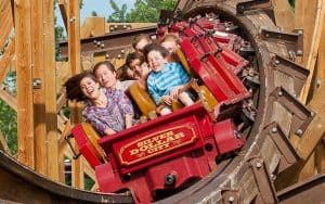 Silver Dollar City Ticket Combo- Christmas at Dolly Parton's Stampede