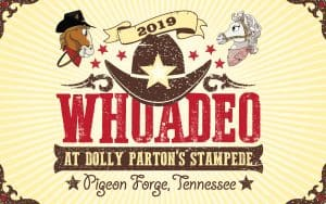 Whoadeo Kids' Event At Stampede