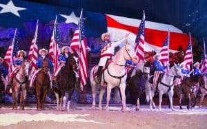 Family Traditions at Dolly Parton's Stampede