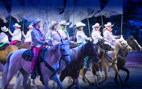 Experience Christmas at Dolly Parton's Stampede in Branson