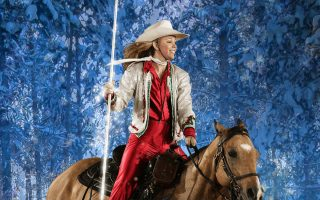 Experience Christmas at Dolly Parton's Stampede in Pigeon Forge