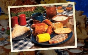 Dolly Parton's Stampede Four-Course Holiday Feast