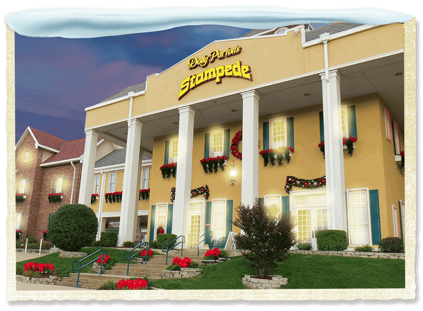 Christmas at Dolly Parton's Stampede in Branson