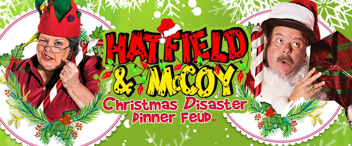 Hatfield McCoy Christmas Disaster Dinner Feud