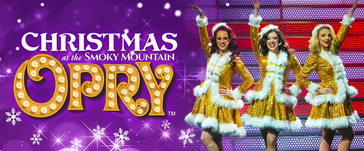 Christmas at the Smoky Mountain Opry in Pigeon Forge TN