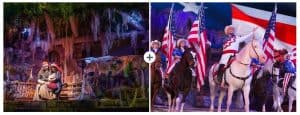 Branson Discount Christmas Show Ticket Combos - The Miracle of Christmas and Dolly Parton's Stampede
