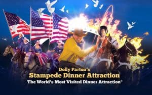 Dolly Parton's Stampede Dinner Attraction