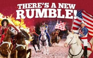 There's a New Rumble at Dolly Parton's Stampede in Branson, MO!