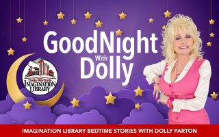 Gather The Family Together For Weekly Bedtime Stories With Dolly!